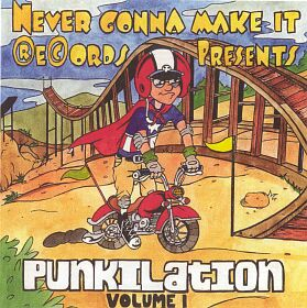 Punkilation - Volume 1
